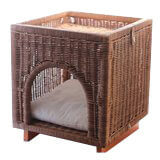 重ねて使えるボックス型の猫ハウス