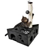 可愛いチーズのデザインの子猫向けハウス