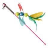 羽根とボールの面白おもちゃ