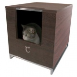 高級インテリア家具のような猫トイレ