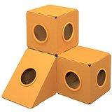 三角ボックスがポイントのプレイボックス