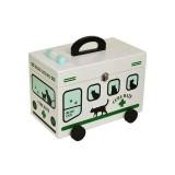 ねこバス型の救急箱