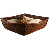 ドイツのデザイナが手がけた猫の高級ベッド