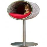 高級家具のようなドイツ製の猫ハウス