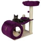 猫タワー+ハンモック+猫ハウスの豪華セット
