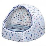 夏のペットのための冷たいベッド