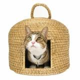 ネコと暮らすならひとつは欲しい本格猫ちぐら