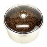 猫のカリカリを新鮮に保存できるフードストッカー