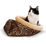 アニマル柄の猫の寝袋