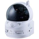 猫のための高性能な監視カメラ