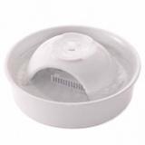 リビングルームに調和する陶器の自動給水器