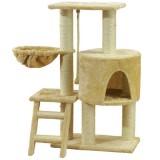 老猫でも安全につかえるコンパクトねこタワー