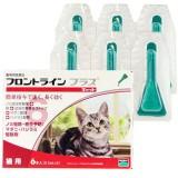 多くの獣医師に選ばれている猫のノミ・マダニ駆除薬