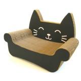 ベッドとしても使える猫の爪とぎ