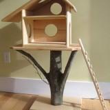 猫のツリーハウス