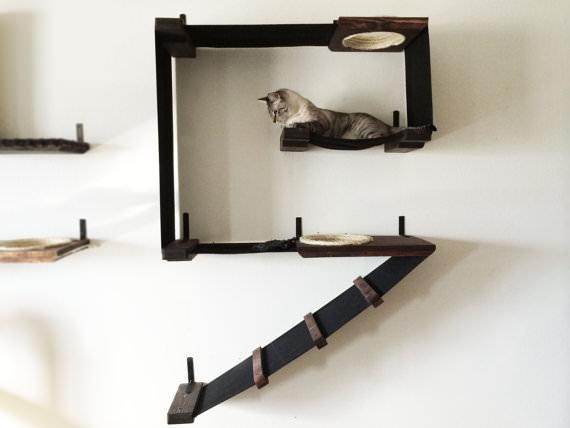 いつか作ってみたい自作キャットウォークの事例10選|ネコモノ帳
