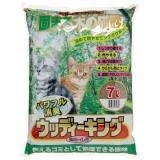 ひのきが香る自然の猫砂