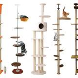 突っ張りキャットタワーの特徴と選び方