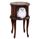 気品漂う高級家具のような猫ハウス
