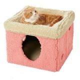 猫をダメにする箱型キャットハウス