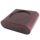 南部赤松の風合い×丸いフォルムの温かみのある食器台