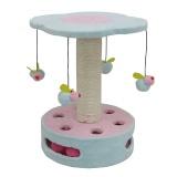 子猫が遊べるキャットタワー