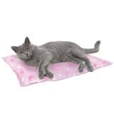 ひんやり冷たい猫ベッド
