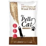 システムトイレに最適な猫砂専用木質ペレット