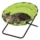 ハンモックのような寝心地の猫ベッド