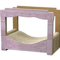 手軽にお姫様ベッドのような気分を味わえるキャットベッド